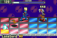 Megaman Battle Network - He